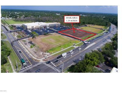Volusia County Residential Lots & Land For Sale: 3807 S Clyde Morris Boulevard