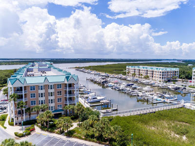 Ponce Inlet Condo/Townhouse For Sale: 4628 Harbour Village Boulevard #2503