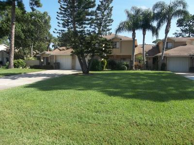 Volusia County Attached For Sale: 521 Brown Pelican Drive