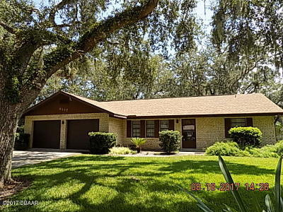 Volusia County Single Family Home For Sale: 6117 Del Rio Drive