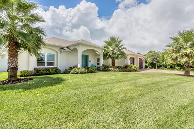 Volusia County Single Family Home For Sale: 130 Via Madrid Drive