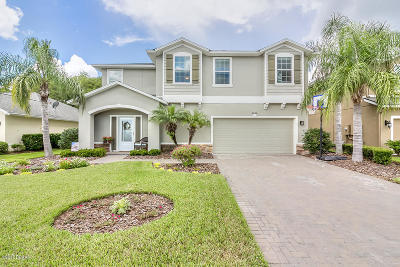 Volusia County Single Family Home For Sale: 6836 Stoneheath Lane