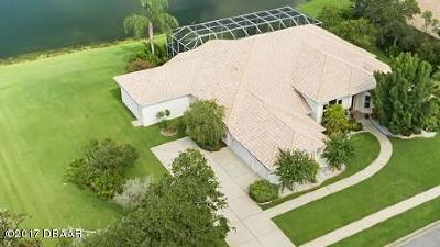 Pelican Bay, Ashton Lakes, Cypress Head, Sabal Creek, Sanctuary On Spruce Creek, Spruce Creek Fly In, Villages Of Royal Palm, Waters Edge Single Family Home For Sale: 6104 Oxbow Bend Lane