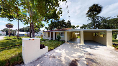 Volusia County Single Family Home For Sale: 111 10th Street