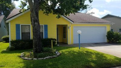 Volusia County Single Family Home For Sale: 809 Pine Shores Circle