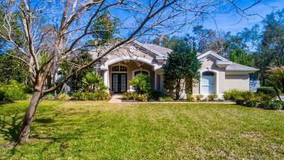Flagler Beach Single Family Home For Sale: 5701 John Anderson Highway