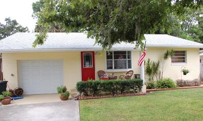 Volusia County Single Family Home For Sale: 614 Big Tree Road