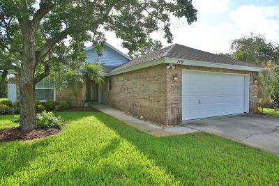 Daytona Beach Single Family Home For Sale: 119 Brown Crane Court