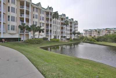 Ponce Inlet Condo/Townhouse For Sale: 4672 N Riverwalk Village Court #8208