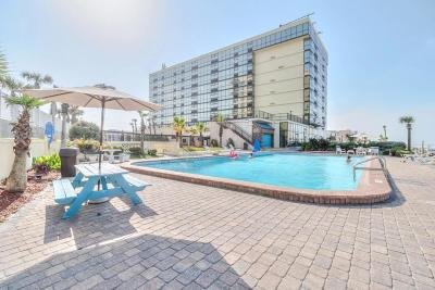 Volusia County Condo/Townhouse For Sale: 1909 S Atlantic Avenue #919