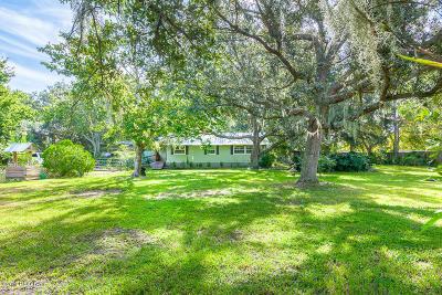 New Smyrna Beach Single Family Home For Sale: 935 Bay Drive