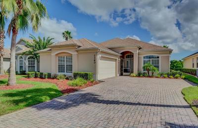 Lpga Single Family Home For Sale: 1160 Champions Drive