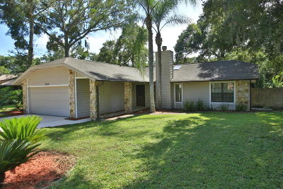 Ormond Beach FL Single Family Home For Sale: $229,000