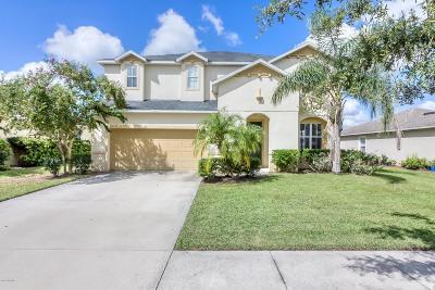 Daytona Beach Single Family Home For Sale: 144 Huckleberry Branch Court