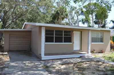 Daytona Beach Single Family Home For Sale: 125 S Franklin Street