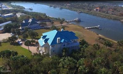 Flagler Beach Single Family Home For Sale: 23 Westmayer Place