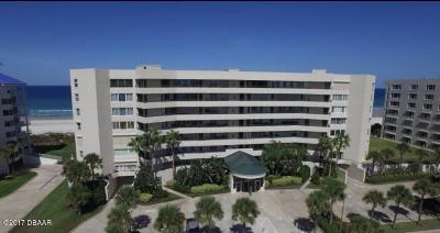 Ponce Inlet, South Daytona, Wilbur-by-the-sea Condo/Townhouse For Sale: 4621 S Atlantic Avenue #7305