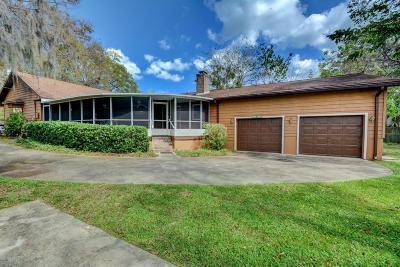 South Daytona Single Family Home For Sale: 703 Big Tree Road