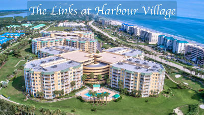 Ponce Inlet Condo/Townhouse For Sale: 4670 Links Village Drive #C402