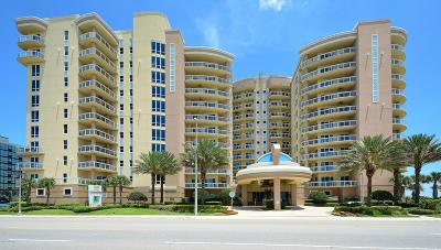 Daytona Beach Condo/Townhouse For Sale: 1925 S Atlantic Avenue #907