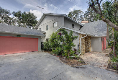 Ponce Inlet Single Family Home For Sale: 4760 S Peninsula Drive