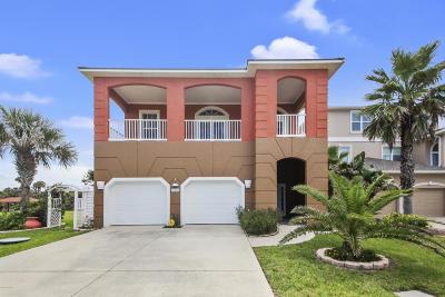Flagler Beach Single Family Home For Sale: 3454 N Ocean Shore Boulevard