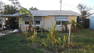 Volusia County Single Family Home For Sale: 60 River Shore Drive