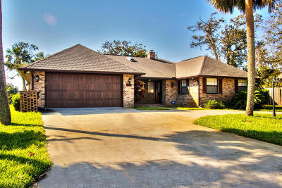 Daytona Beach Single Family Home For Sale: 100 W Ocean Dunes Road