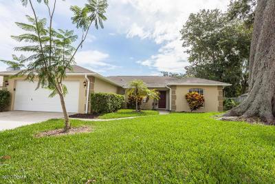 South Daytona Single Family Home For Sale: 169 Deskin Drive