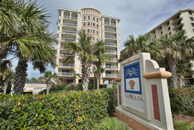 Ormond Beach Condo/Townhouse For Sale: 1425 Ocean Shore Boulevard #304