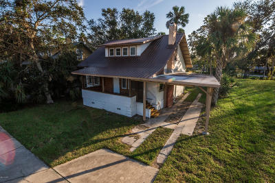Port Orange Single Family Home For Sale: 5100 S Ridgewood Avenue