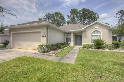 Lpga Single Family Home For Sale: 185 Perfect Drive