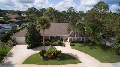 Daytona Beach Single Family Home For Sale: 925 Pelican Bay Drive
