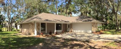 Volusia County Single Family Home For Sale: 6105 Del Mar Drive