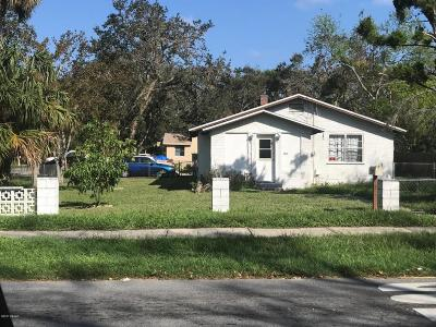 Volusia County Multi Family Home For Sale: 605 Center Street