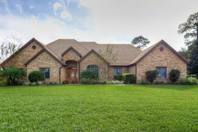 Ormond Beach Single Family Home For Sale: 503 Oyster Bay Drive
