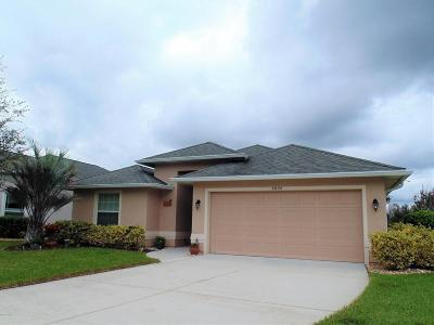Waters Edge Single Family Home For Sale: 6804 Vintage Lane