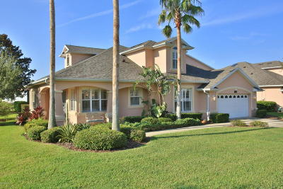 Spruce Creek Fly In Condo/Townhouse For Sale: 1995 Hawks Nest Drive