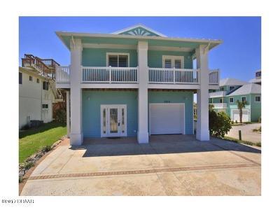 New Smyrna Beach Single Family Home For Sale: 6954 Turtlemound Road