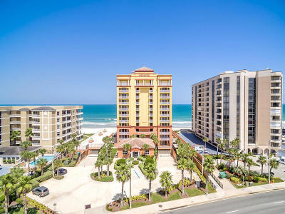 Daytona Beach Shores Condo/Townhouse For Sale: 2901 S Atlantic Avenue #PH101