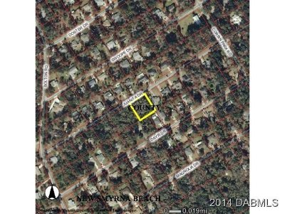 Volusia County Residential Lots & Land For Sale: 2228 Juanita Drive