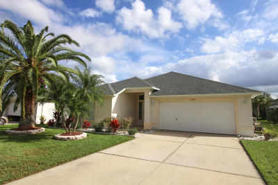 Waters Edge Single Family Home For Sale: 1636 Armin Court