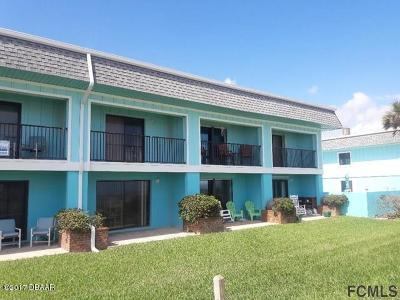 Flagler Beach Condo/Townhouse For Sale: 1772 N Central Avenue