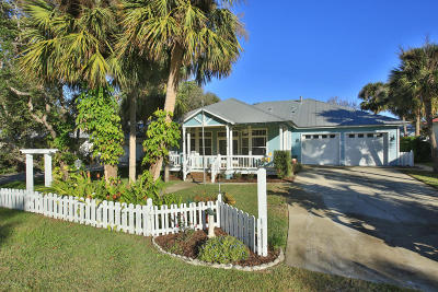 New Smyrna Beach Single Family Home For Sale: 810 Locust