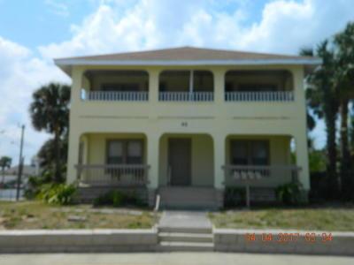 Volusia County Multi Family Home For Sale: 42 S Grandview Avenue