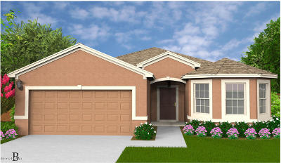 New Smyrna Beach Single Family Home For Sale: 2910 Gibraltar Boulevard