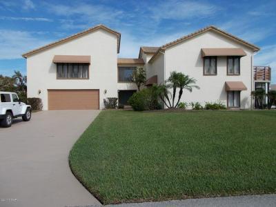 New Smyrna Beach Single Family Home For Sale: 104 Donlon Drive