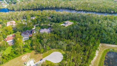 Volusia County Residential Lots & Land For Sale: 486 River Square Lane