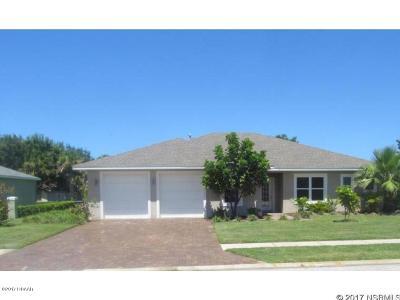 New Smyrna Beach Single Family Home For Sale: 118 Mangrove Estates Circle