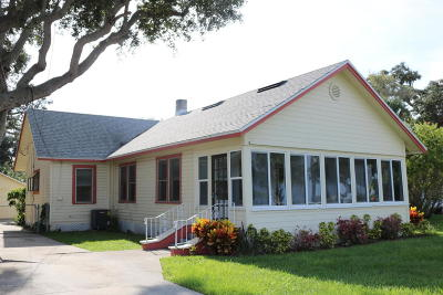 Daytona Beach Single Family Home For Sale: 1318 Riverside Drive